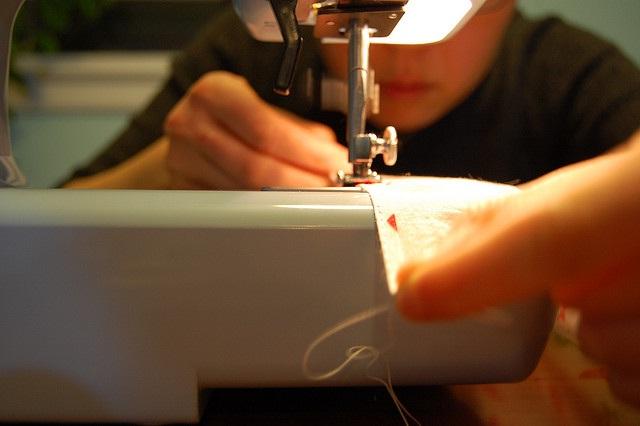 Научится шить домашних условиях