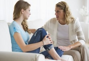 Отношение матери и дочери психология