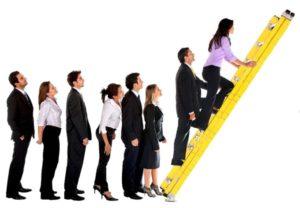 Как добиться карьерного роста на работе