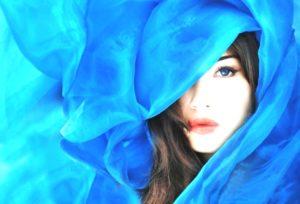 Какие люди выбирают голубой цвет