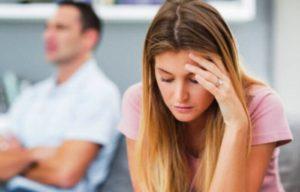 Как вести себя с мужем после ссоры