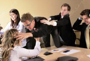 Разрешение конфликтных ситуаций в коллективе