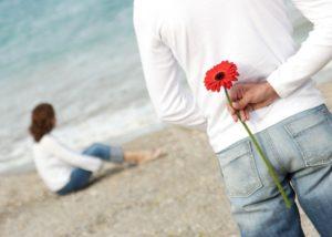 Признаки влюбленности мужчины к женщине